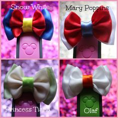 magic band bows