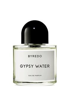 """"""" I never understood the allure of this stuff until recently. Sure, the packaging was pretty, but could it really smell as amazing as everyone says? I'm here to tell you it does. It's incredible — bergamot, lemon, pine needle, and sandalwood all mingle together for a fragrance that is subtle, sexy, and totally splurge-worthy."""" — Maria Del Russo, beauty editorByredo Gypsy Water, $150, available at Byredo. #refinery29 http://www.refinery29.com/must-have-beauty-products#slide-5"""