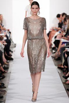 Oscar de la Renta | Spring 2014 Ready-to-Wear Collection | Style.com