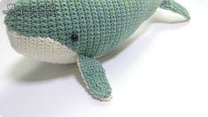 #코바늘 #고래 #crochet #whale #doll #손뜨개 #뜨개질 #diy #handmade