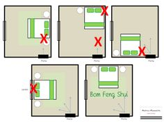 Resultado de imagem para feng shui quarto