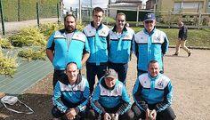 Championnat National des Clubs 2016, 3ème division (CNC3) avec Lanester (56)