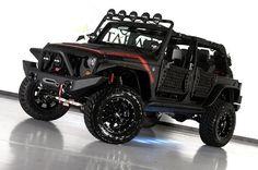 Kevalr lined Jeep : Wrangler Sport