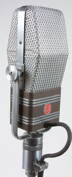 vintage rca broadcast microphones for sale - Google Search