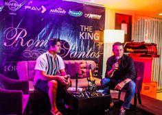 Rueda de Prensa Romeo Santos Cancún @Hard Rock Cafe Cancún