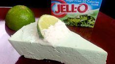 How to make healthy Keto cheesecake made with sugar-free Jello