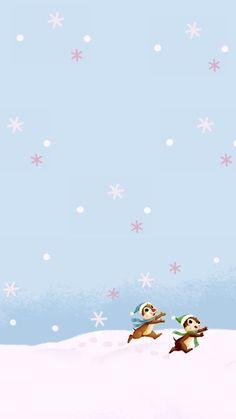 Fondo de pantalla Navideño de Chip y Dale / Disney Christmas Wallpaper Disney Christmas Wallpaper, Christmas Wallpaper Iphone Cute, Xmas Wallpaper, Disney Phone Wallpaper, Winter Wallpaper, Trendy Wallpaper, Heart Wallpaper, Christmas Phone Backgrounds, Wallpapers Android