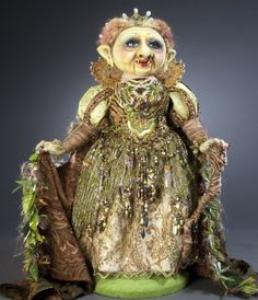 """troll cloth dolls 
