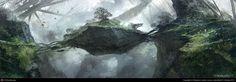 Next nature - stone by Jakub Javora | 2D | CGSociety