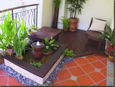 Make Your Balcony Look More Beautiful With These 15 Lovable Mini Gardens