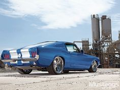 You will ❤ MACHINE Shop Café... ❤ Best of Ford @ MACHINE ❤ (1967 Ford Mustang Fastback)