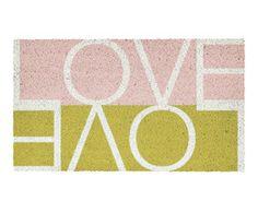 Fußmatte Love für 28,99 EUR