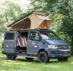 What are your thoughts on the VW T6? Checkout @multicamper_adventure for more!