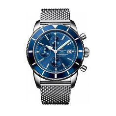#Breitling Superocean Heritage #Chronographe  Stainless Steel #Watch