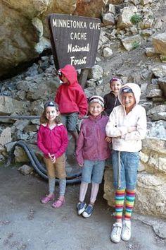 Minnetonka Cave (St. Charles, Idaho)