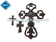 Iron Crosses Decor | الحديد الصب المعدنية الصغيرة ديكور ...