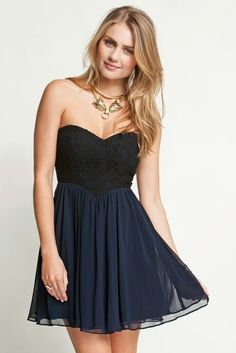 Shop Sexy Black Sweetheart Lace Overlay Dress on sale at Tidestore with trendy design and good price. Come and find more fashion Sexy Dresses here. Cheap Dresses, Cute Dresses, Vintage Dresses, Beautiful Dresses, Casual Dresses, Fashion Dresses, Skater Dresses, Mini Dresses, Vestido Strapless