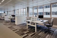 A Doubleshot of TNT Express' New Offices