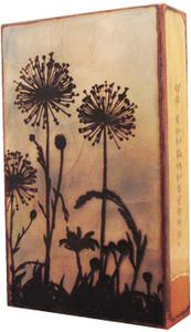 Wild Child Spiritile by #HoustonLlew includes the quote: May all your weeds be wildflowers. - Anonymous