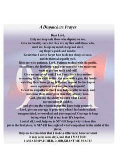 Prayers for Crystals family and GPD. Dispatcher Quotes, Police Dispatcher, Real Life Heros, 1st Responders, Dear Lord, Work Humor, Love My Job, Quotes To Live By, Poems