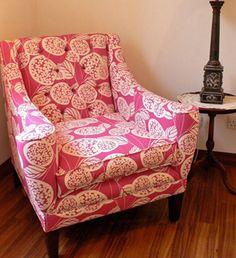 textile design pattern design fiona howard chair