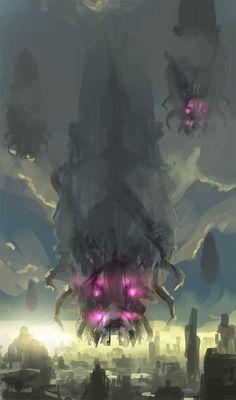 Reapers by LennartVerhoeff on deviantART