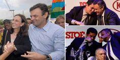 Irmã de Aécio Neves acusada em várias delações,Sergio Moro irá conduzi-la coercitivamente para depor?  Acima O Senador Aecio Neves com Juiz  da lava jato Sergio Moro e sua Irmã Andrea neves