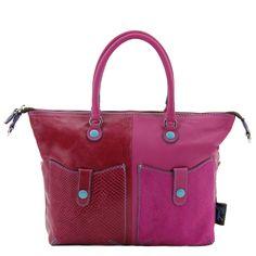 Gabs G3 Pokes Handtas L (fuchsia) - Travelbags.nl