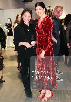 Devora Goltry, Kate Gibbs at Fashion night out with STELLA & JAMIE & JESSICA PIMENTEL from Orange is the New Black. #BFAnyc #Foravi #StellaAndJamie #KateGibbs #DevoraGoltry