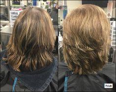 01/10/2017 90 Degree Haircut, Foil, Tint