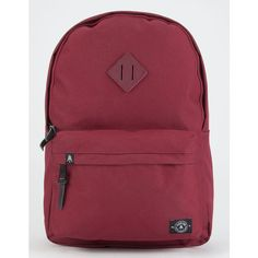 PARKLAND The Meadow Backpack featuring polyvore, men's fashion, men's bags, men's backpacks, maroon and mens travel backpack