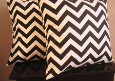 #Chevron #pillows