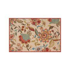 Safavieh Four Seasons Margate Floral Indoor Outdoor Rug, Multicolor