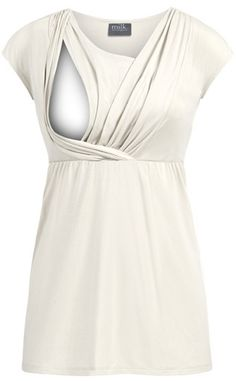 Fresh stylish nursing clothing for modern moms. Our nursing tops, nursing dresses & nursing sleepwear make breastfeeding anywhere both convenient & discreet.