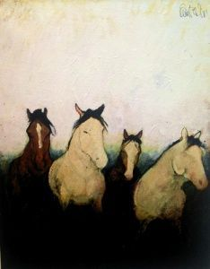 Kevin Red Star. | Art of the West | Pinterest