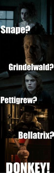 SWEENEY TODD! This was my reaction too !
