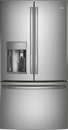 GE Refrigerator with Keurig