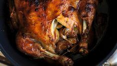 kurczak pieczony z 40 ząbkami czosnku Turkey, Meat, Food, Turkey Country, Essen, Meals, Yemek, Eten