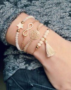 Diy Jewelry 574842339938608366 - bracelet fantaisie tendance 2019 Source by cla. - Diy Jewelry 574842339938608366 – bracelet fantaisie tendance 2019 Source by Source by - Trendy Jewelry, Cute Jewelry, Jewelry Trends, Diy Jewelry, Beaded Jewelry, Jewelery, Jewelry Accessories, Handmade Jewelry, Jewelry Design