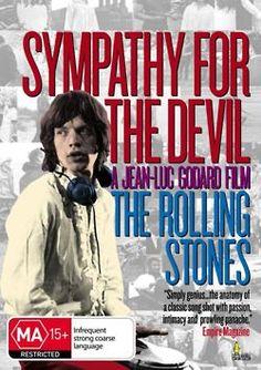 Documental  Sympathy for the Devil - Jean-Luc Godard