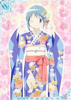 Madoka Magica Sayaka