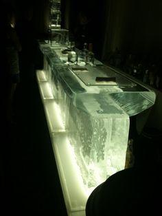 Ice Bar!!
