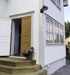 Pardörr PD30 och fönsterförslag nr 115 | www.allmoge.se