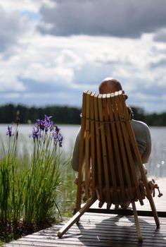 EcoChair van EcoFurn. www.atberg.nl