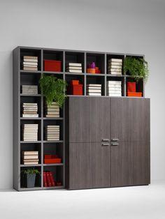 Lundia Original boekenkast met 27 schappen - lundia boekenkast ...