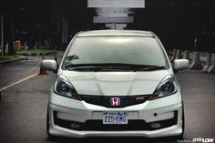 Kevin Simanjuntak Honda Jazz RS 2012 Honda Jazz Modified, Honda Fit, Honda Cars, Car Mods, Japan Cars, Jdm, Fitness, Car Stuff, Motorcycles