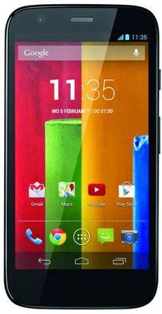 Motorola Moto G Preto Desbloqueado Tim, por R$ 699,00