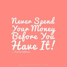Money Quotes: The Most Powerful Things Ever Said About Saving Money Financial Quotes, Financial Stress, Financial Peace, Money Plan, Money Tips, Saving Money Quotes, Savings Planner, Ways To Save Money, Money Management