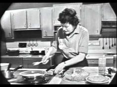 Julia Child The French Chef- French Crepes I (+playlist) i love them with fruit and savory  with  salmon or   mushrooms