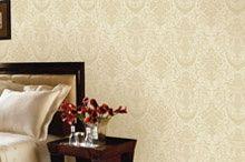 just textured kolleksiyonundan tekstil taanlı duvar kağıdı seçimleri.